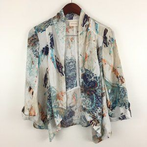 Chico's Open Front Cardigan